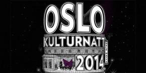 Velkommen til Kulturnatt på Institut francais i Oslo