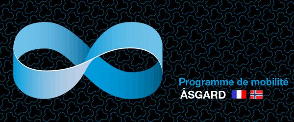 Appel à candidatures Åsgard 2015