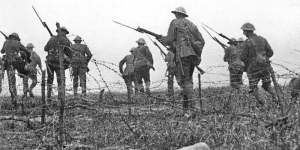 Foredrag «Krigsminner fra sivile (1914 /1940)»