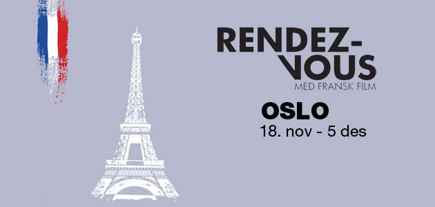Gå ikke glipp av Rendez-vous med fransk film